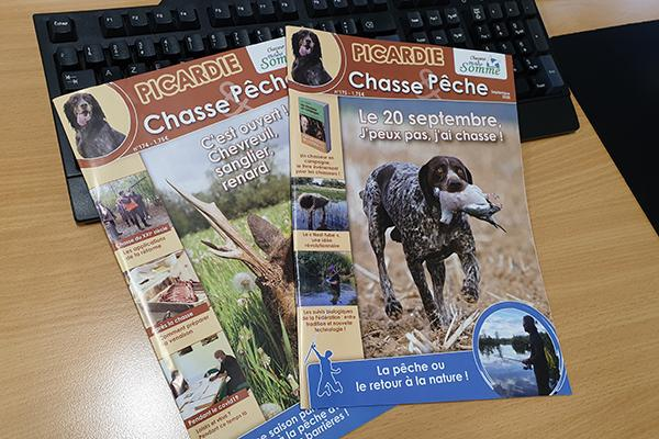 Magazine Picardie Chasse et Pêche