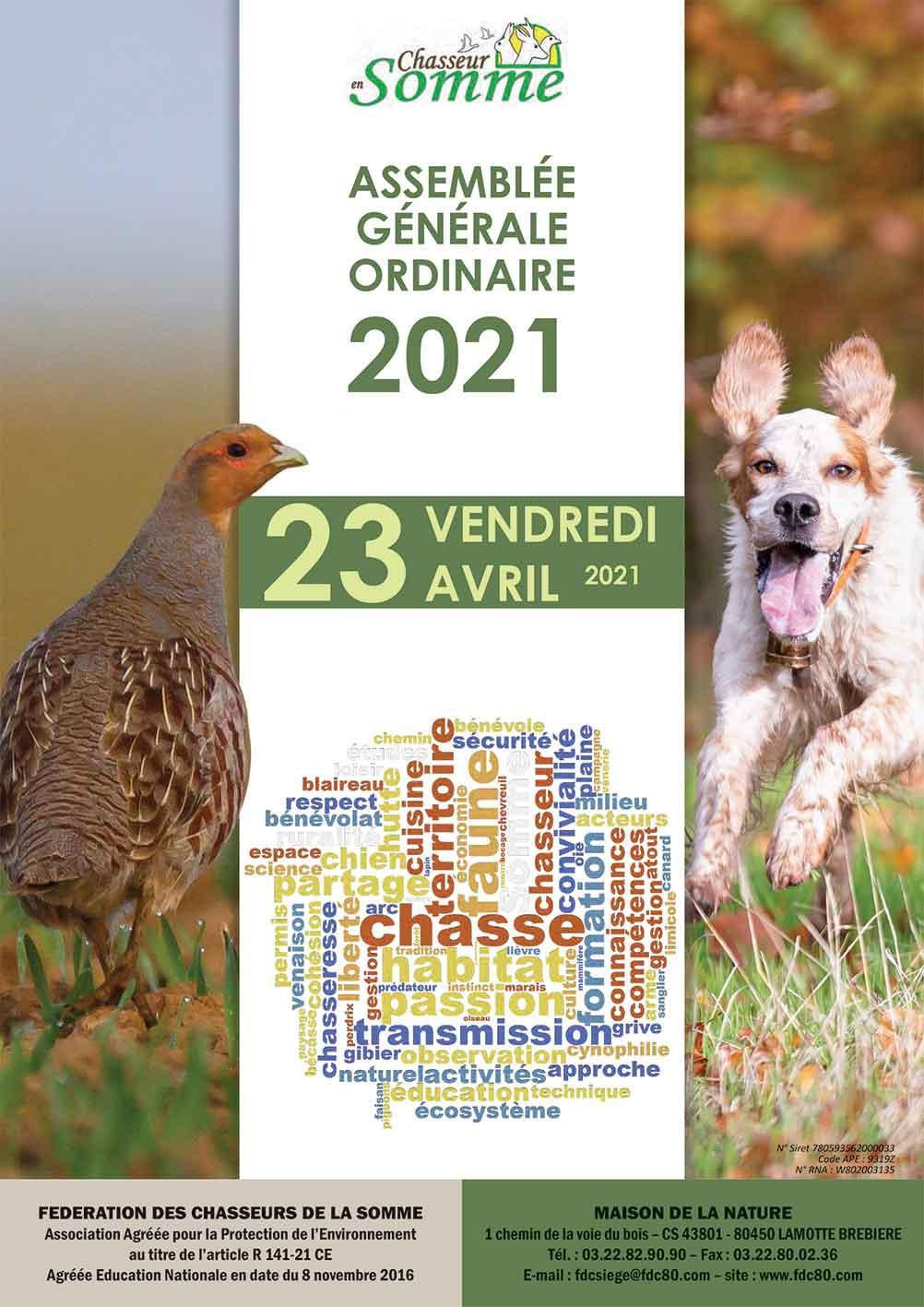 Compte rendu AG 2021