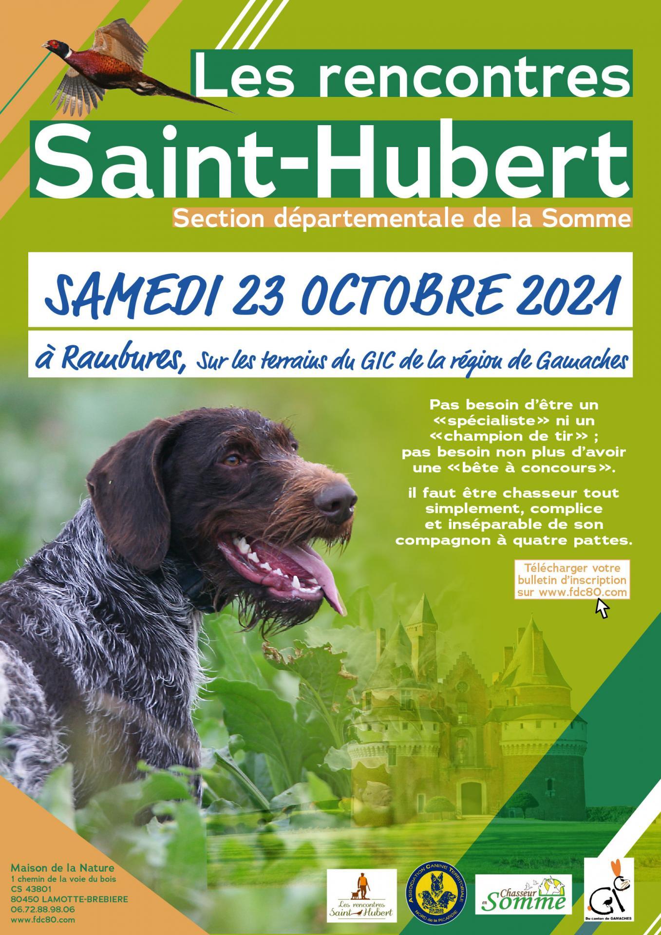 St hubert2021